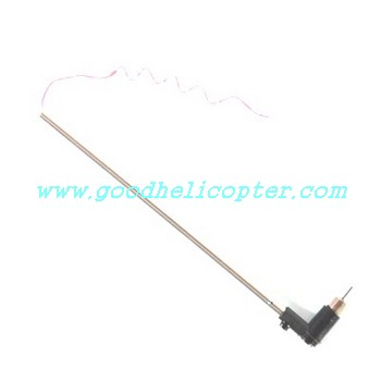 SYMA-S107-S107G-S107C-S107I helicopter parts chopper tail unit (tail big boom + tail motor + tail motor deck)